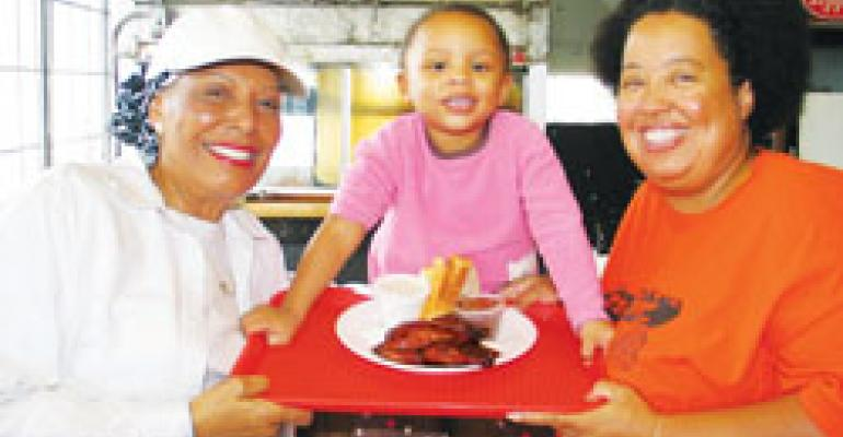 Economic difficulties complicate keeping restaurants in the family