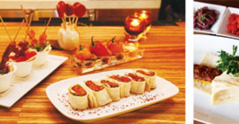 Chefs explore ingredients of Eastern Mediterranean