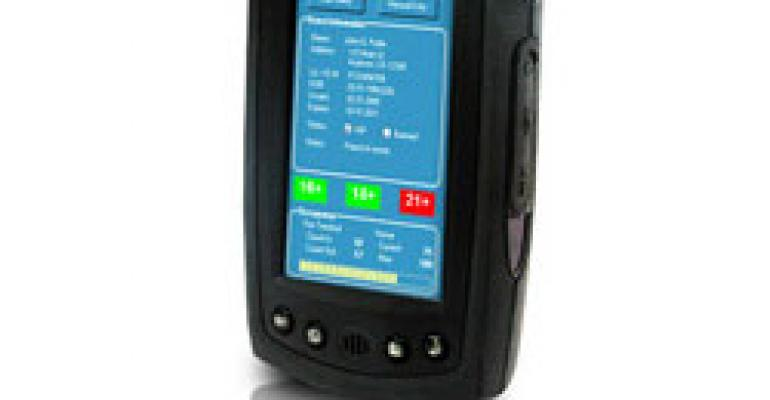 AgeScan Rugged Handheld ID Scanner