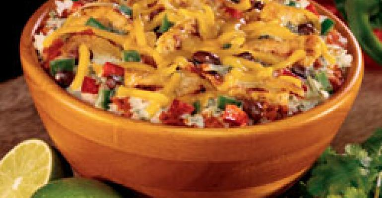 Jack in the Box adds Southwest Chicken Bowl