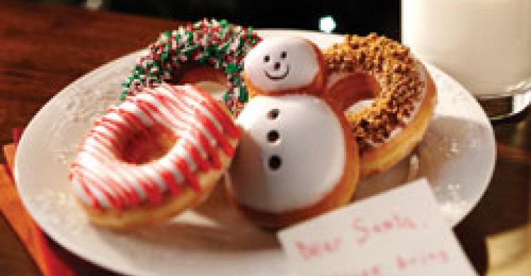 Restaurant chains unleash holiday offers
