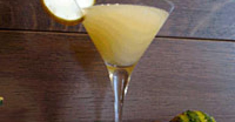 NRN Featured Cocktail: Parfait Poire