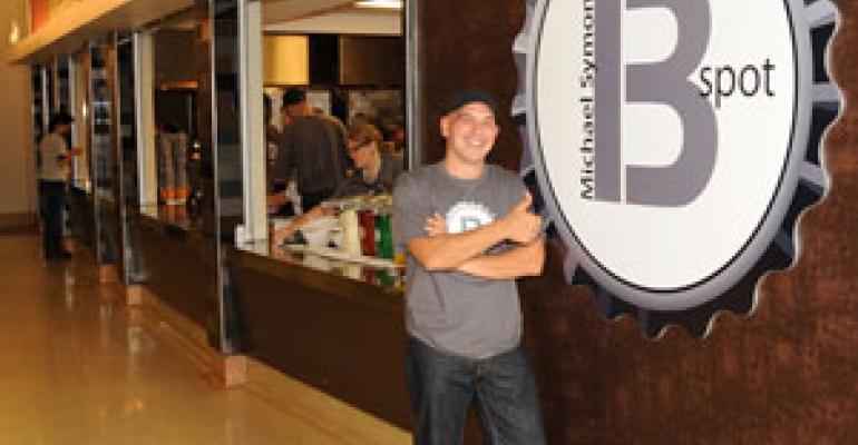 Michael Symon joins Cleveland Cavs' restaurant roster