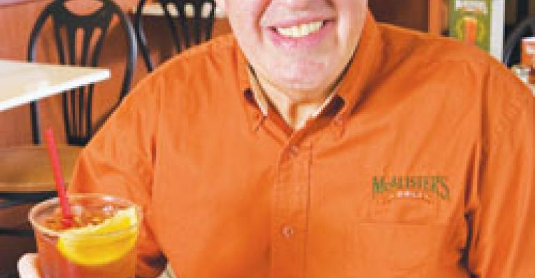 McAlister's Deli rallies franchisees, jolts sales with free-tea promotion and viral campaign