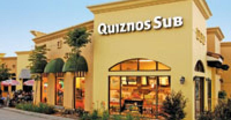Quiznos, franchisees look to settle dispute
