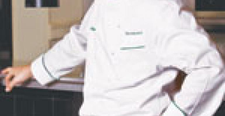 Greene touts pro kitchens as best classroom
