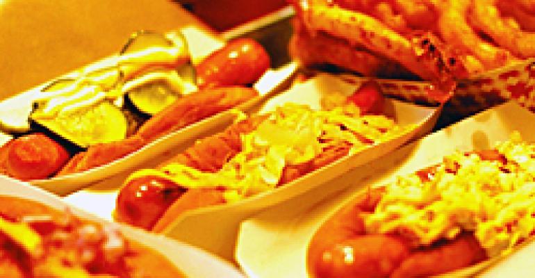BARK HOT DOGS — Brooklyn, N.Y.