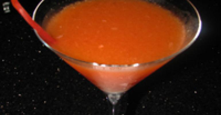 NRN Featured Cocktail: The Gazpacho