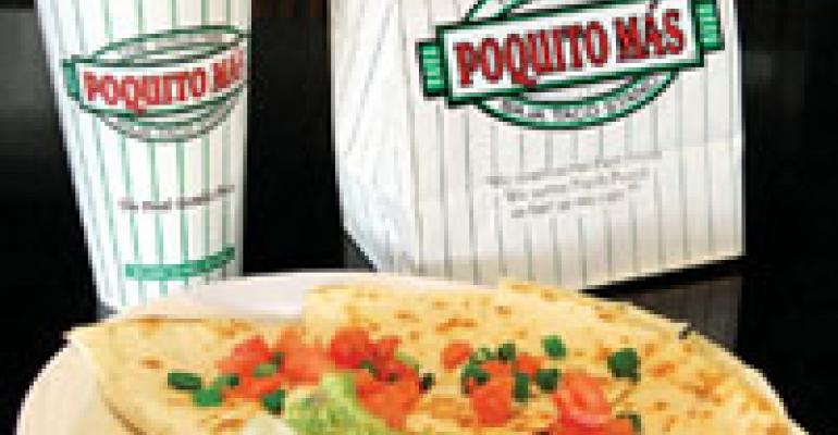 Poquito Mas founder brings authentic Mexican flavors stateside