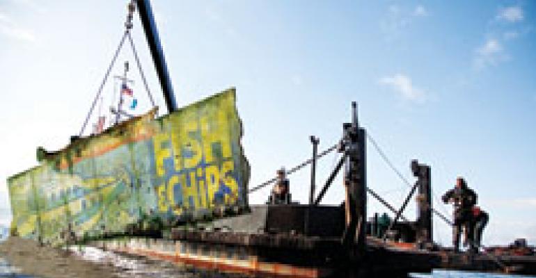 Fish story lifts Ivar's sales