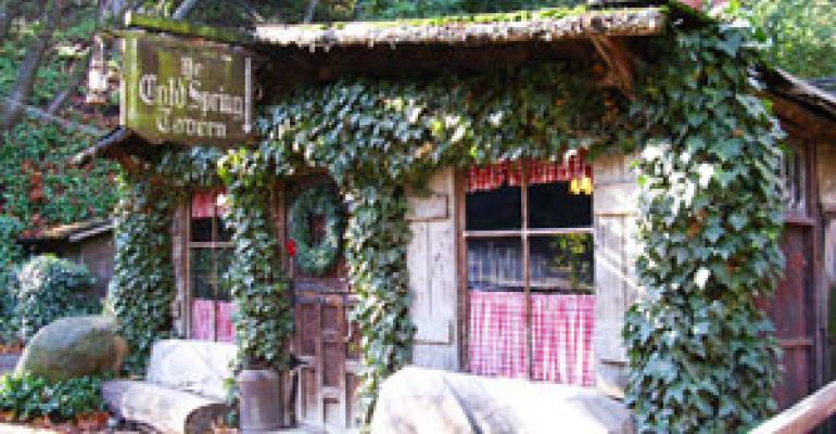 Cold Spring Tavern - Santa Barbara, Calif.
