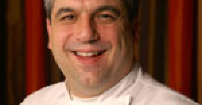 Valentino names Chessa executive chef
