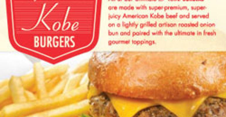 Ruby's Diner to offer gourmet burgers