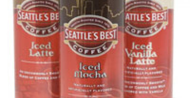 Seattle's Best to debut canned coffee drinks