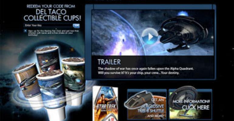Online games part of menu promos