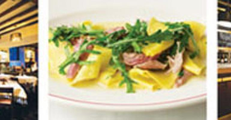 New York's Maialino aims to marry Roman dishes with local ingredients