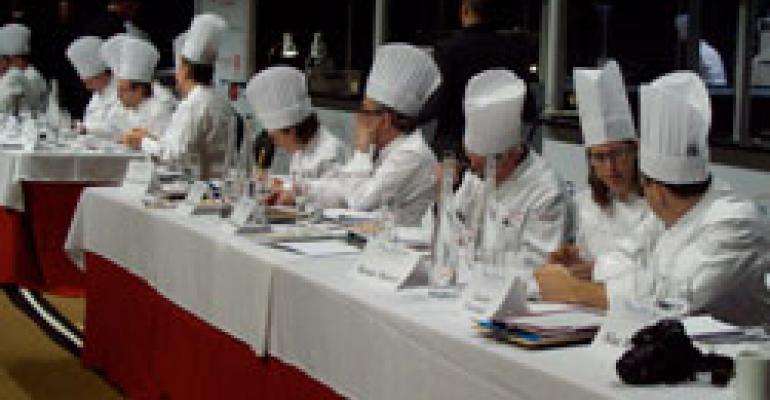 SLIDE SHOW: Bocuse d'Or event draws big names