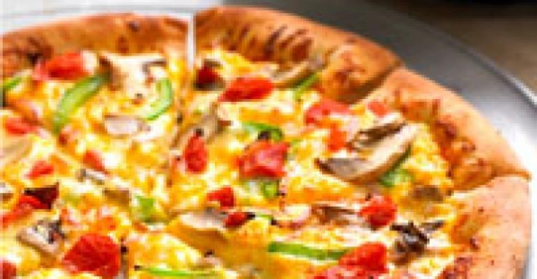 Stevi B's adds breakfast pizza