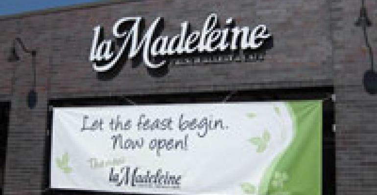 A look inside La Madeleine's new prototype