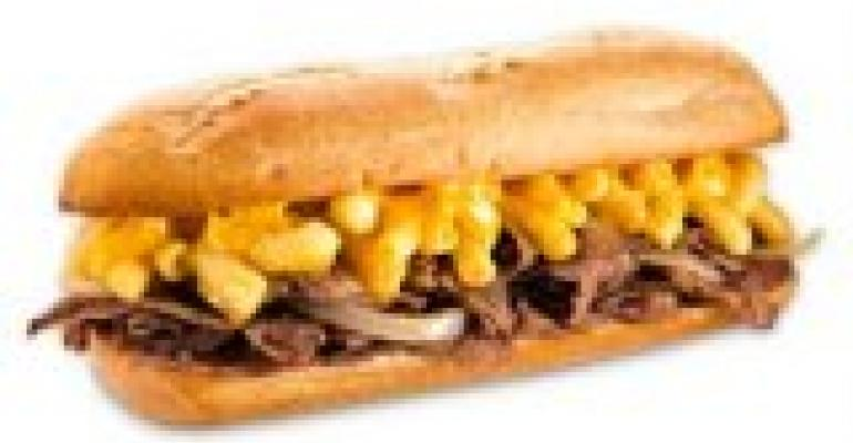 Great Steak & Potato debuts Philly Mac & Cheesesteak