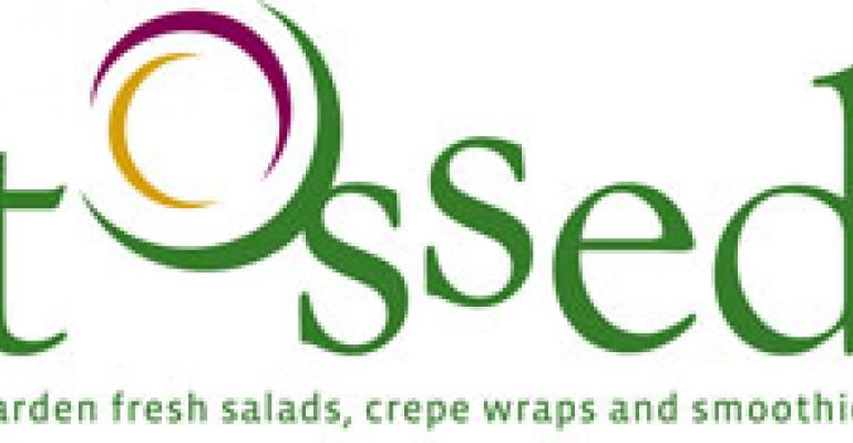 Tossed rebrands and readies for growth