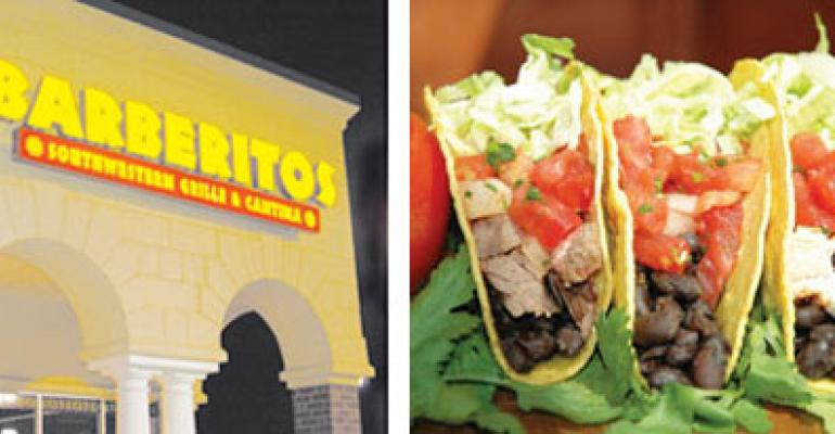 Barberitos: Fast-casual Mexican chain's chief exec says opportunities for expansion are starting to heat up again