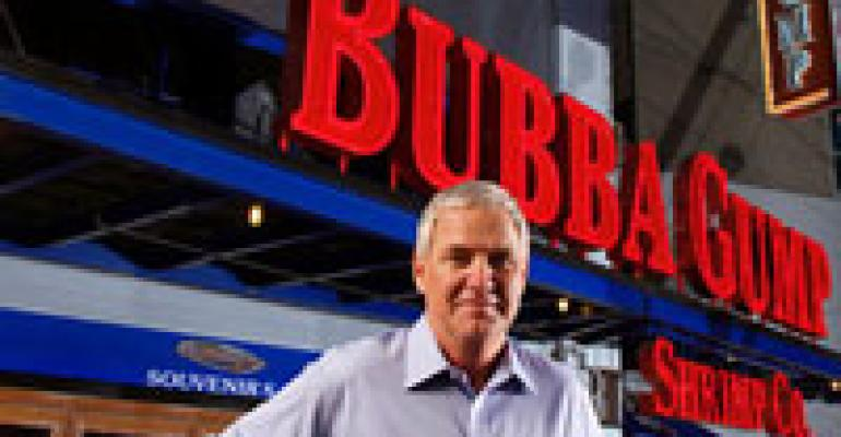 Bubba Gump co-founder Busald named CEO