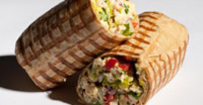 Chains use seasonal specials to jazz up salads