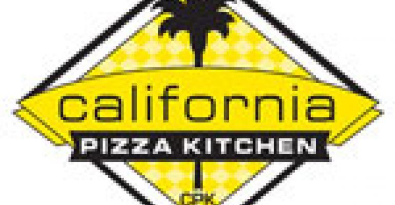CPK latest restaurant to seek a deal