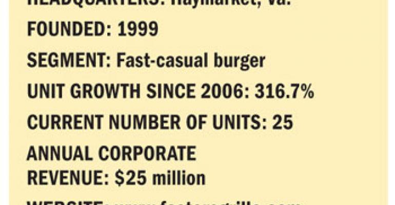 Fastest Growing Chains: No. 9 Foster's Grille Inc.