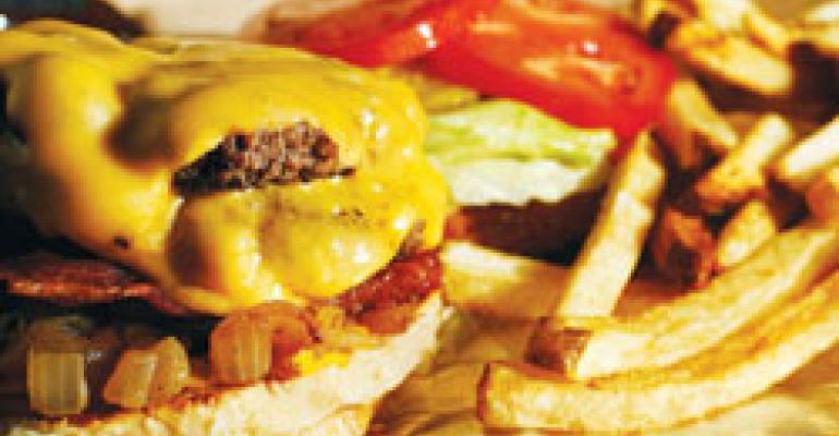 Better burger brands race to $1 billion
