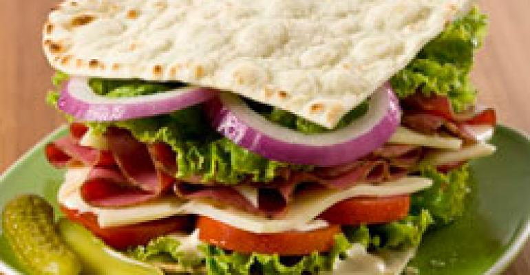 Rich's® Extra Thin Flatbread