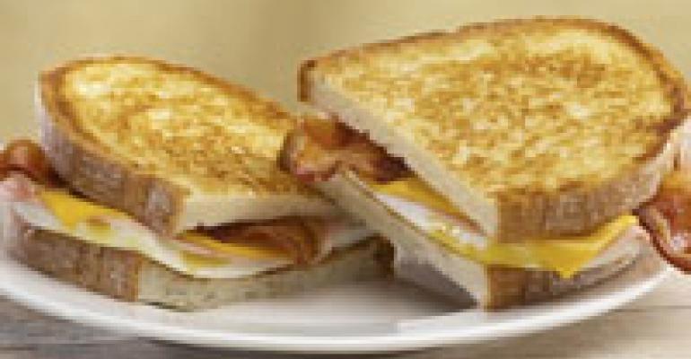 Jack in the Box debuts grilled breakfast sandwich