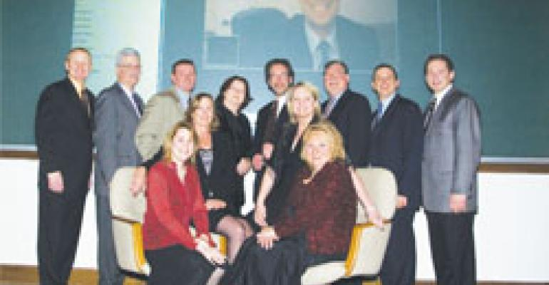 Vollrath honors top salespeople