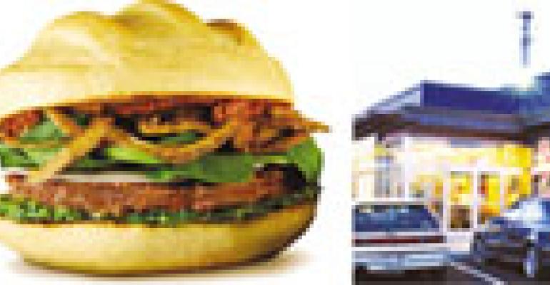 Best Menu Trendsetter: Burgerville