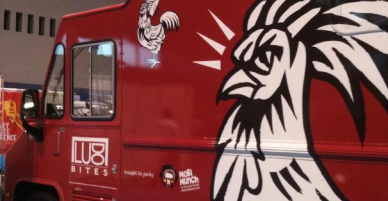 Food trucks roar onto foodservice stage