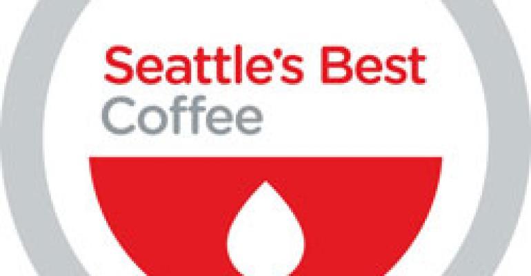 Starbucks makes push for Seattle's Best