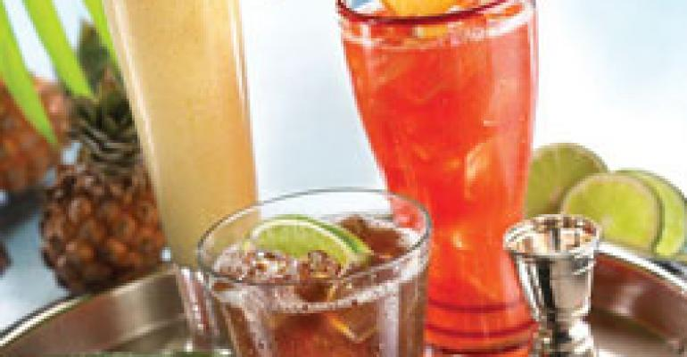 Friday's adds summer cocktails