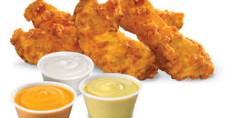 Hardee's rolls out chicken tenders
