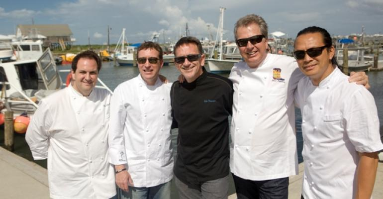 Restaurateurs stand up for Gulf seafood