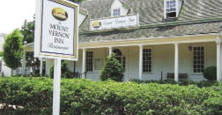 On the Menu: The Mount Vernon Inn