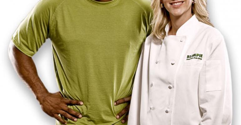 Blimpie debuts lighter menu