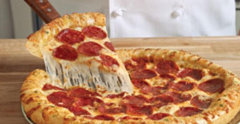 Domino's new pizza still driving sales