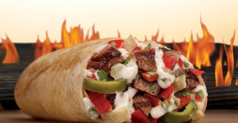 El Pollo Loco brings back queso crunch burrito