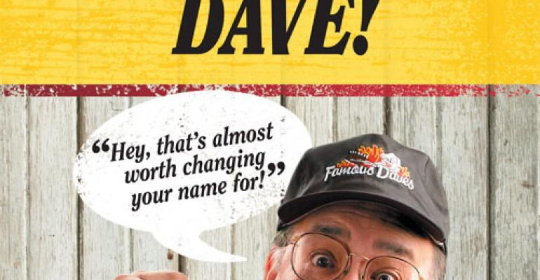 Famous Dave's 2Q profit up on improving sales