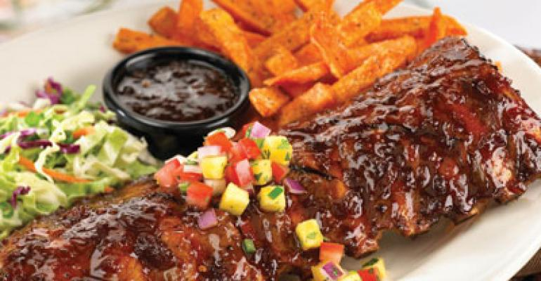 Friday's promos summer menu with gift cards