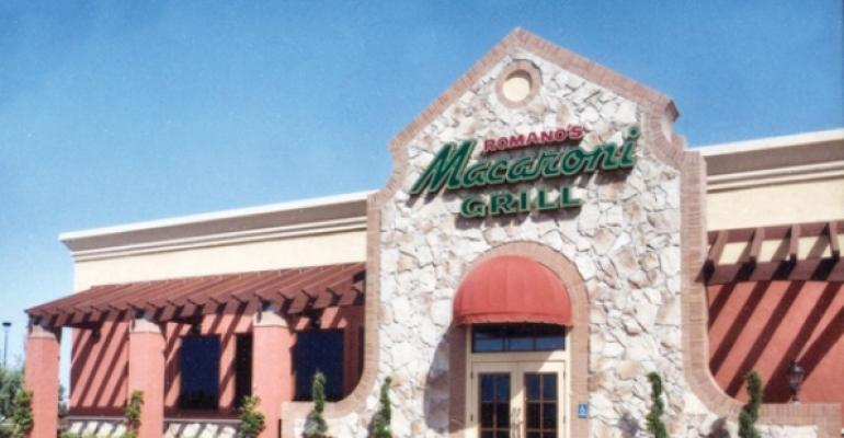 Macaroni Grill shakes up leadership