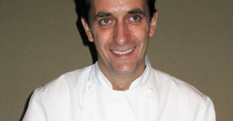 Bertineau named head chef at Balthazar