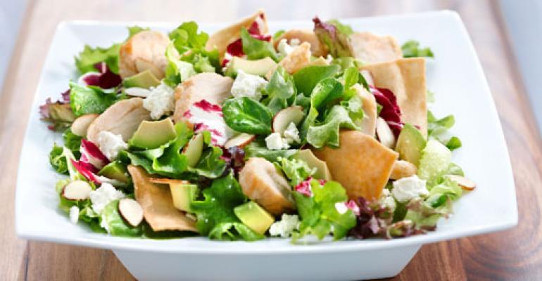 Saladworks adds customer-designed salad
