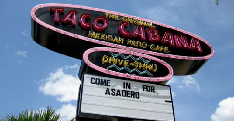 Taco Cabana revamping restaurants